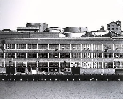 An image of Johnston's Bay: Pyrmont 1979