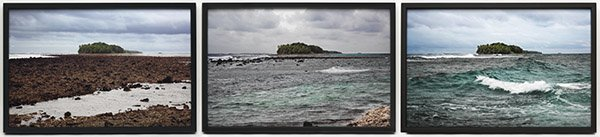 An image of Untitled (tuvaluan triptych)