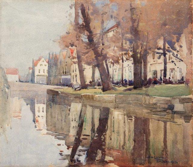 An image of Bruges