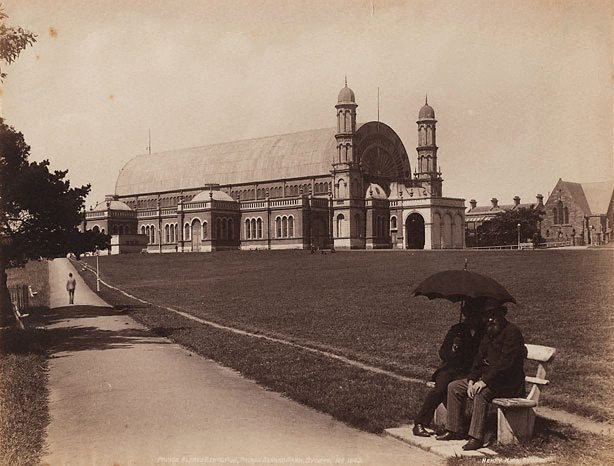An image of Prince Alfred Exhibition, Prince Alfred Park, Sydney