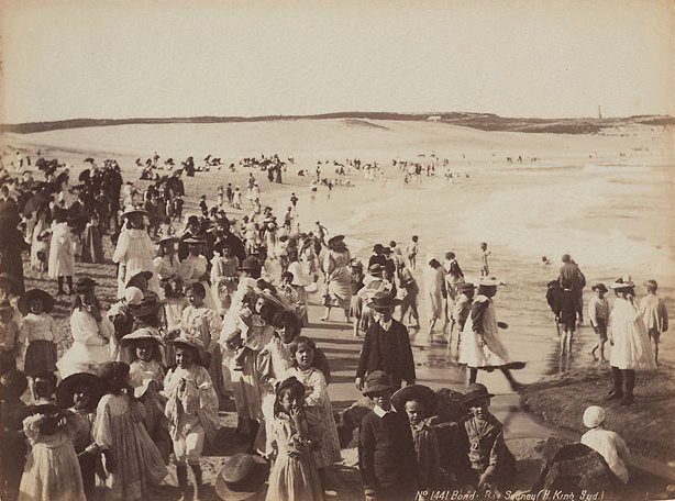 An image of Bondi Beach, Sydney