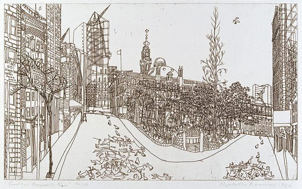 Goodbye Macquarie Place, (1964) by Elizabeth Rooney
