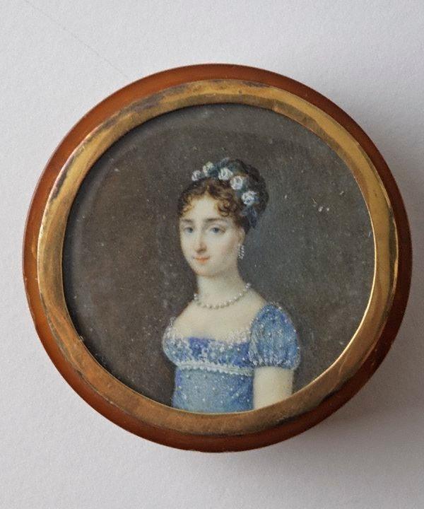 An image of Queen Hortense