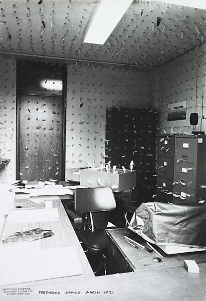 An image of Feathered office by Optronic Kinetics