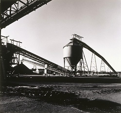An image of Conveyors at Lemington Colliery