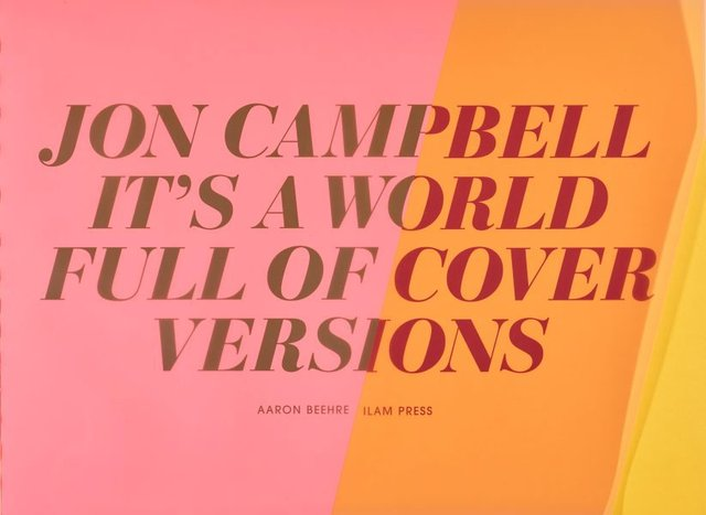 An image of It's a world full of cover versions