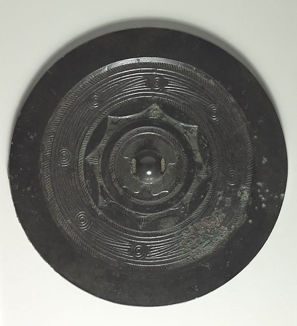 An image of Mirror with astronomical design