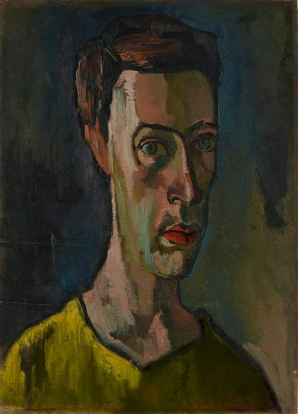 An image of Man with the yellow shirt by Justin O'Brien