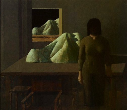 An image of The recluse by Lawrence Daws