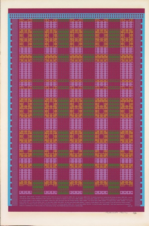 An image of Memory matrix