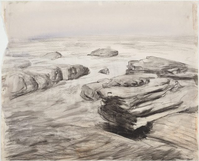 An image of Rocks at Werri Beach
