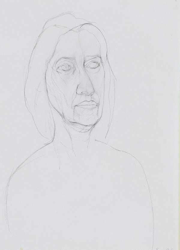 An image of Portrait of F