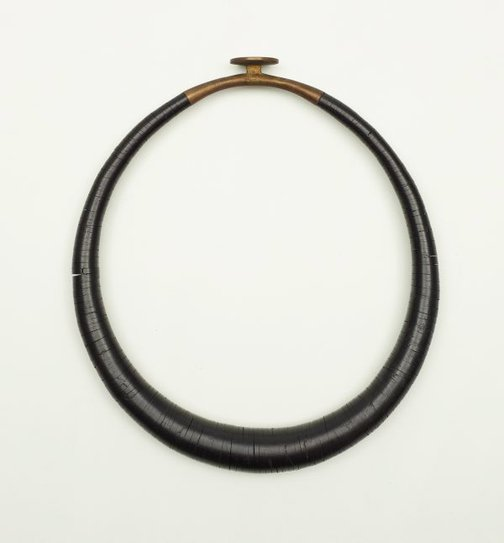 An image of Warrior or headhunter's necklace (kalabubu) by