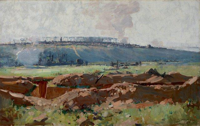 An image of Villers-Bretonneux
