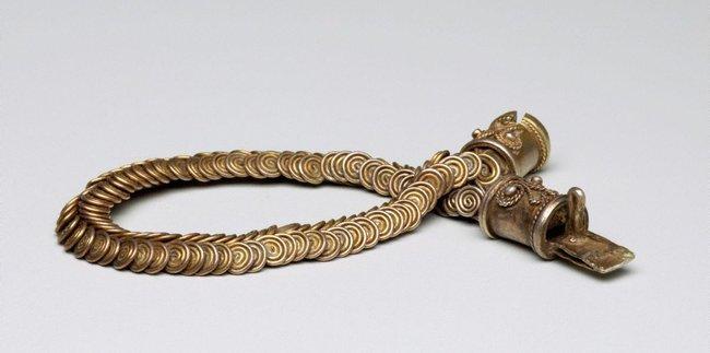 AGNSW collection Bracelet 19th century-20th century
