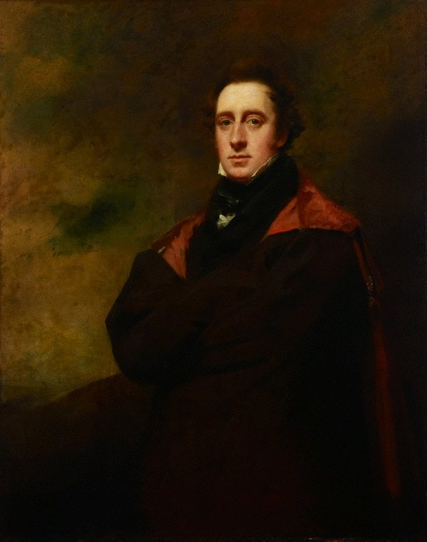 John Spottiswoode of Spottiswoode, (circa 1820) by Sir Henry Raeburn