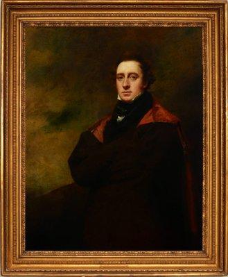 Alternate image of John Spottiswoode of Spottiswoode by Sir Henry Raeburn