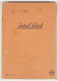An image of Sketchbook no. 8: Australia 1960s by Lloyd Rees