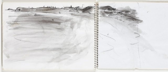 An image of Sketchbook no. 8: Australia 1960s