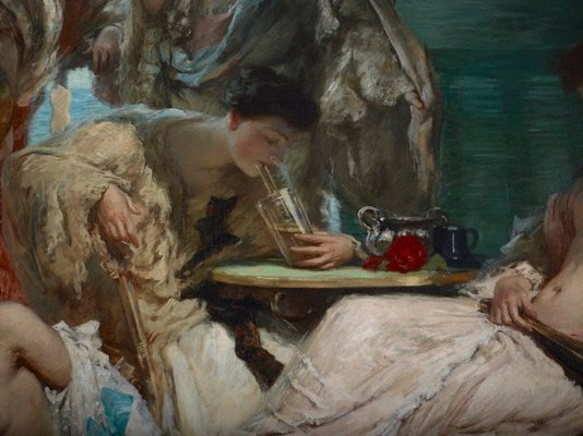 Alternate image of Summer time by Rupert Bunny