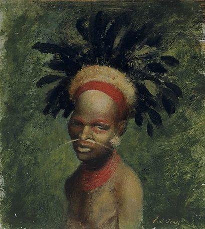 An image of Chimbu by Paul Jones