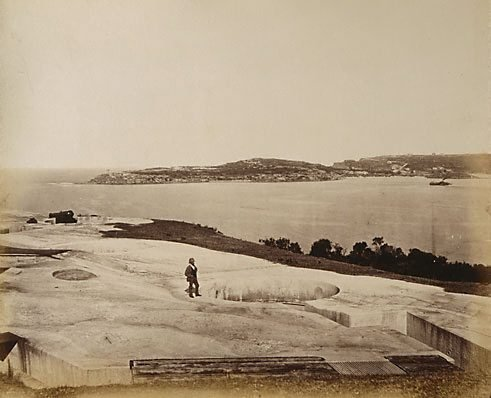 An image of Middle Head, Sydney