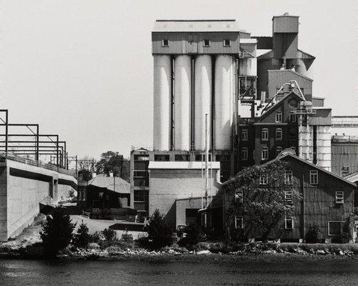 An image of Parramatta River: Rhodes 1980 by Mark Johnson