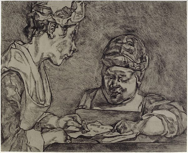 An image of After Chardin