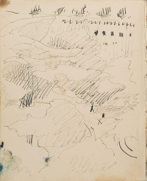 An image of (Landscape) (London genre)