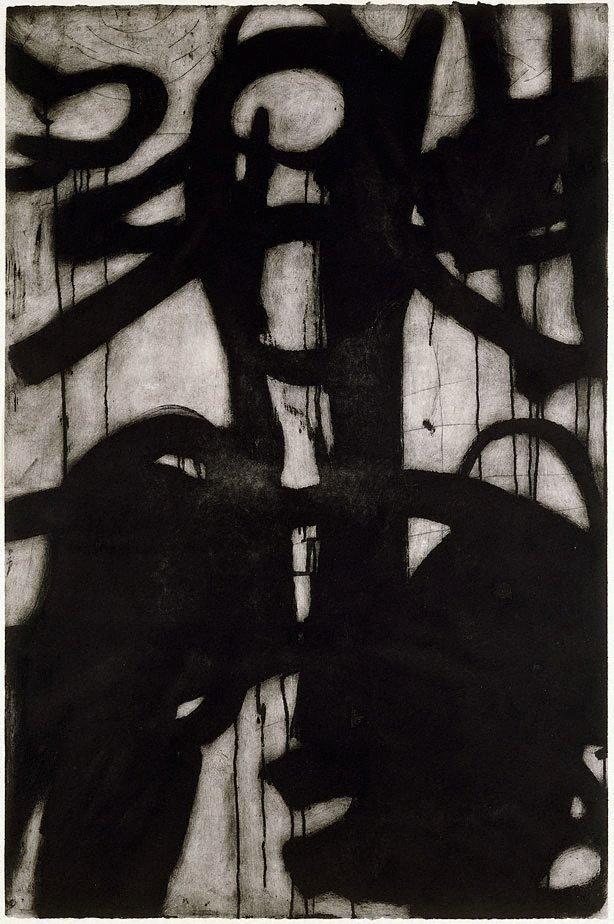 Seria Unu II, 1993 by Aida Tomescu