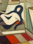 Alternate image of (Studio interior) by Roy de Maistre