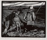 Alternate image of The fishers by Frank Medworth