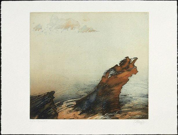 An image of Marine rocks