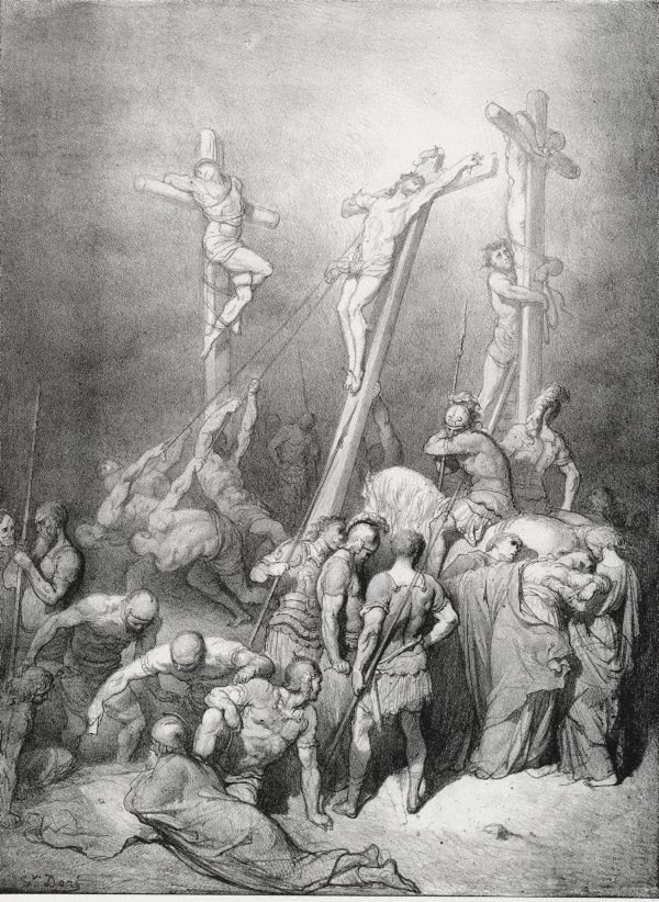 An image of Calvary