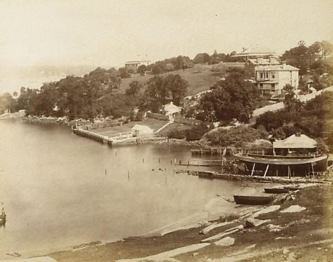 An image of Balmain, Sydney by Henry Beaufoy Merlin, American and Australasian Photographic Co
