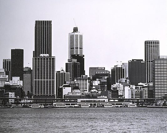 An image of Sydney Cove: City 1979