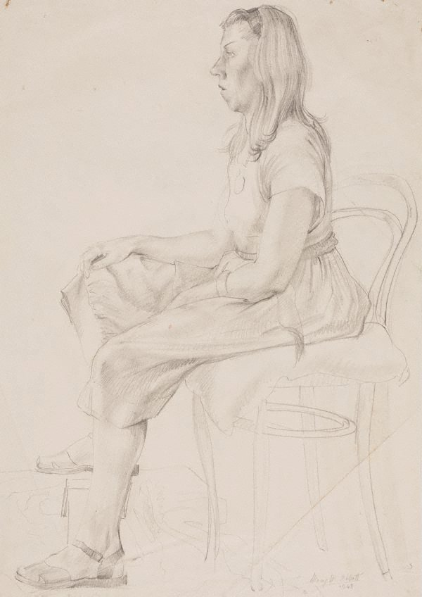 An image of Girl from Miller's Point