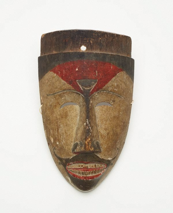 An image of Ceremonial dance mask (hudoq)