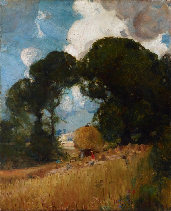 An image of Sussex harvest