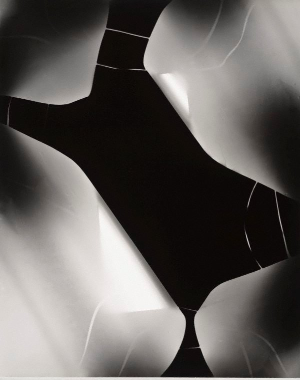 Light dancer, (1993) by Douglas Holleley
