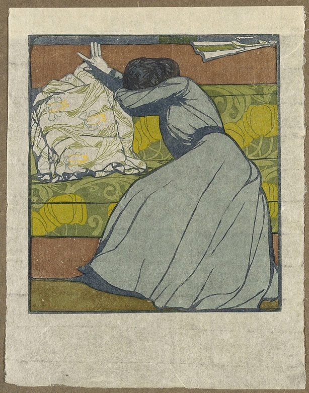 An image of The cushion