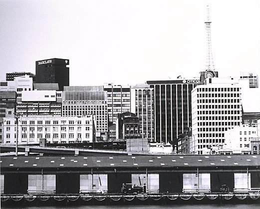 An image of Darling Harbour: City 1979