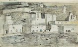 An image of Sketchbook no. 11: Italy, Greece, Paris 1966 by Lloyd Rees