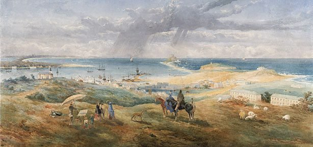 An image of Early Newcastle
