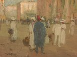 Alternate image of Old slave market (Capetown) by A Henry Fullwood