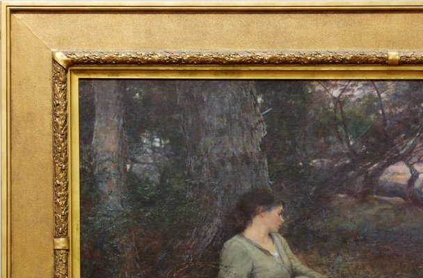 Alternate image of On the wallaby track by Frederick McCubbin
