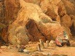 Alternate image of A sketch - coastal scene by John Henry Mole