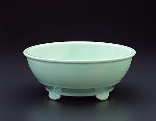 An image of Bulb bowl by Jingdezhen ware