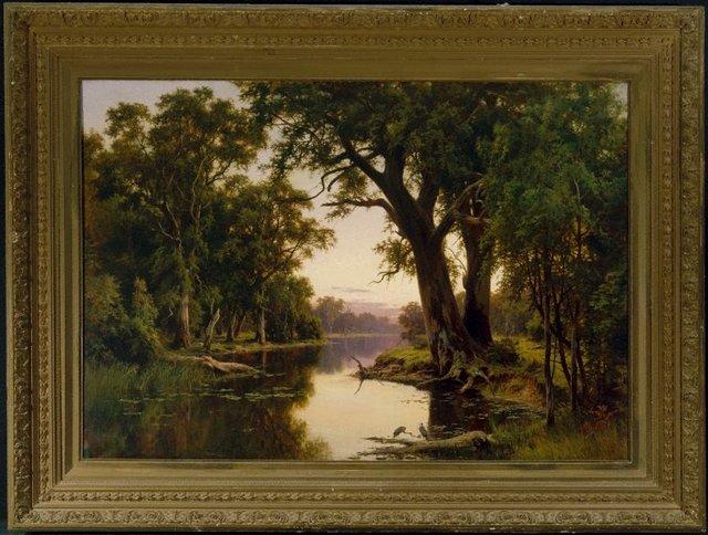 An image of A billabong of the Goulburn, Victoria