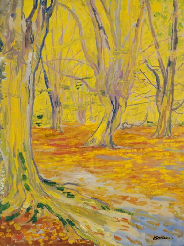 An image of Epping Forest